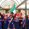 Fratelli d'Italia sulla Scalinata del Canto degli Italiani a Genova