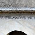 3. GRECIA VICTA QUATER PARS MAXIMA PARTHIA MUNDI