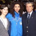 Lucia Bucci ai Campionati Nazionali Universitari di Messina