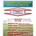 """Manifesto """"La Legalità per lo sviluppo del territorio"""""""