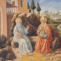 San Sabino in colloquio con S. Benedetto