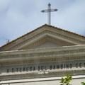 Il nome di GESU' BAMBINO in una Chiesa di Canosa