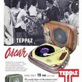 Radio D'epoca - Teppaz Lyon France giradischi retrò