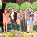 Premiati i cittadini migliori del quartiere di S.Teresa: Sabina Cappelletti, Iacobone e F. Ventola