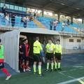 Nuova Lucera - ASD Canosa 2-2, arbitro Allegretta