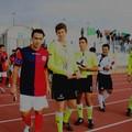 Arbitro Capriuolo con  assistenti