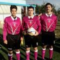 Arbitro Maffione, Salerno e Sicolo