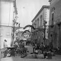 San Sabino: addobbi