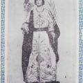 Effigie antica Santa Lucia