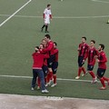 Esultanza secondo gol