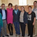 Francesco Ventola, Stefania Sansonna e la famiglia