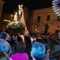 Processione sullo Scalone del Carmine