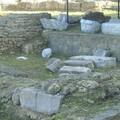 foto area archeologica tempio giove toro