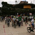 Gimkana in bicicletta