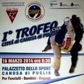 "1° Trofeo di Judo CSEN ""Città di Canosa di Puglia"""
