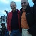 Il Presidente Agostino  Triggiani e Villani Antonio