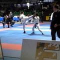 Campionati Italiani Fijlkam settore karate kumite, Luca Silvestri