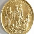 Medaglia votiva di S. Sabino