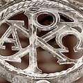 Monogramma Cristo Cattedrale Canosa