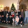 La Diomede Volley e l'ASD Canosa calcio festeggiano il Natale