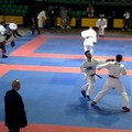 Campionati Italiani Fijlkam settore karate kumite, Nunzio Forina