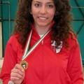 Lucia Bucci vince ai Campionati Nazionali Universitari di Cassino