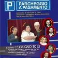 """Locandina Teatrale """"Parcheggio a pagamento"""""""