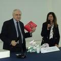 Prof. Sabatini con prof. Nunzia Silvestri