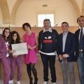 Premiazione, Asd volley under 13 Barletta