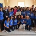 Premiazione Stefania Sansonna, Audax Volley Asd di Andria