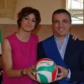 Francesco Ventola con Stefania Sansonna
