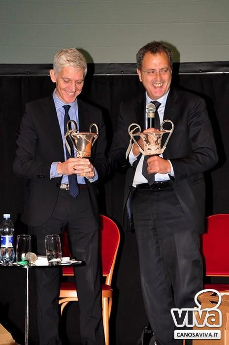 2013 a  Canosa di Puglia, il  Ministro Massimo Bray