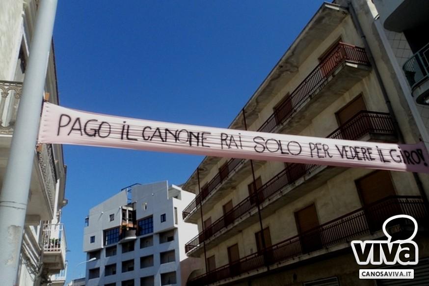 Le emozioni del giro d italia riprese da raffaele iannibello - Cosa succede se non pago il canone rai ...