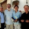 Sulla via francigena a Canosa
