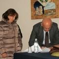 Genitori Cosimo Damiano Baldassarre e Imma Pizzuto