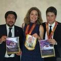 Rotaract Club: Marco Tullio Milanese-Paola Aprea e Leonardo Mangini