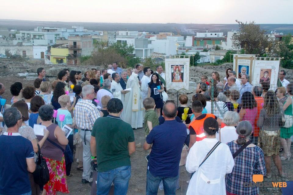Sito archeologico di San Pietro,31 Luglio 2015