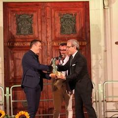 """Premio Aufidus a """"La Gazzetta del Mezzogiorno"""""""