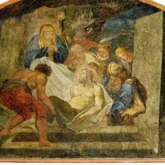 Deposizione di Gesù nel Sepolcro