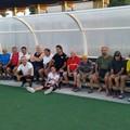 """Allo Stadio Comunale """"S.Sabino"""" di Canosa, il gruppo di Fragneto Monforte"""