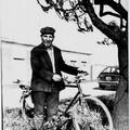 Nonno in bicicletta