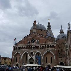 Padova: Basilica Sant'Antonio di Padova