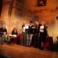 Premiazione poeta Giovanni Gentile