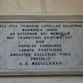 I marmi della Porta Santa-Cattedrale S.Sabino