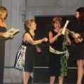 Premiazione Arianna Greco