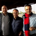 Presidente Matera, Don Vito Zinfollino e vice sindaco Basile
