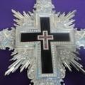 Teca a forma di Croce