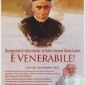 Padre Antonio Maria Losito, è Venerabile!