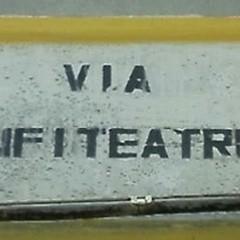 Via Anfiteatro