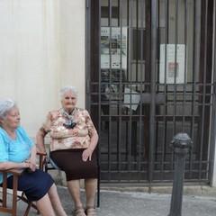 Canosa, Via Trieste e Trento